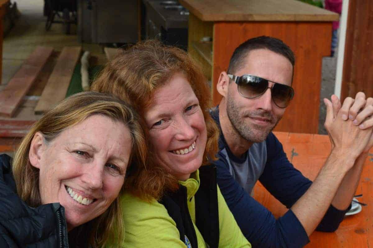 Alta Via 2 Dolomites Italy trekMountains New Friends (c) Kurt Lybaert