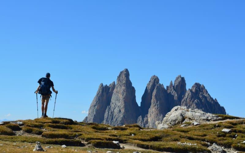 Alta Via 2 Dolomites Italy trekMountains Odles Peaks (c) Kurt Lybaert