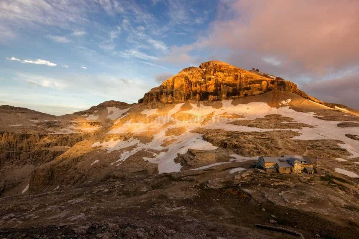 Alta Via 2 Dolomites Italy trekMountains Piz Boe (c) Charles Masters