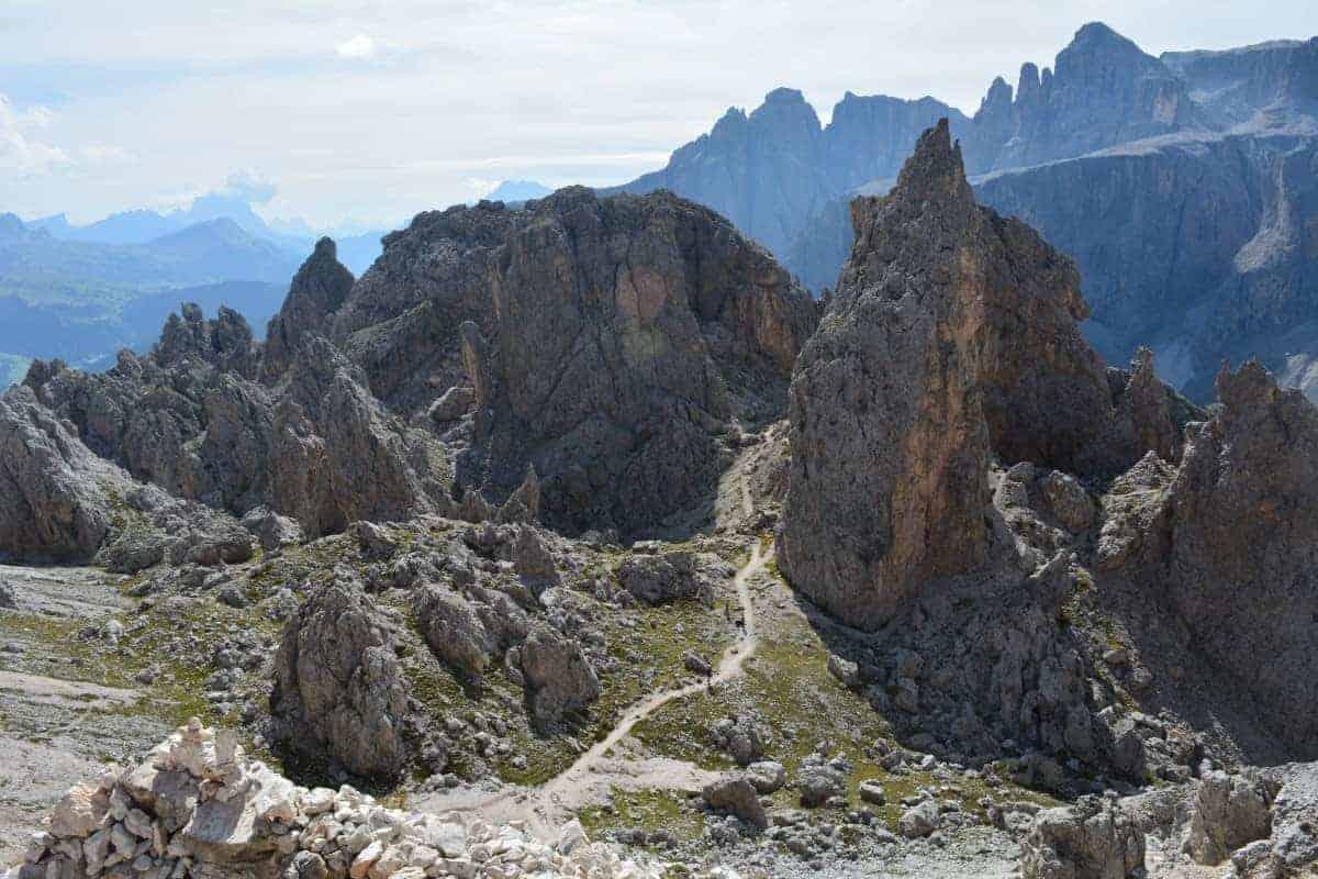 Alta Via 2 Dolomites Italy trekMountains (c) Karen Taylor 032