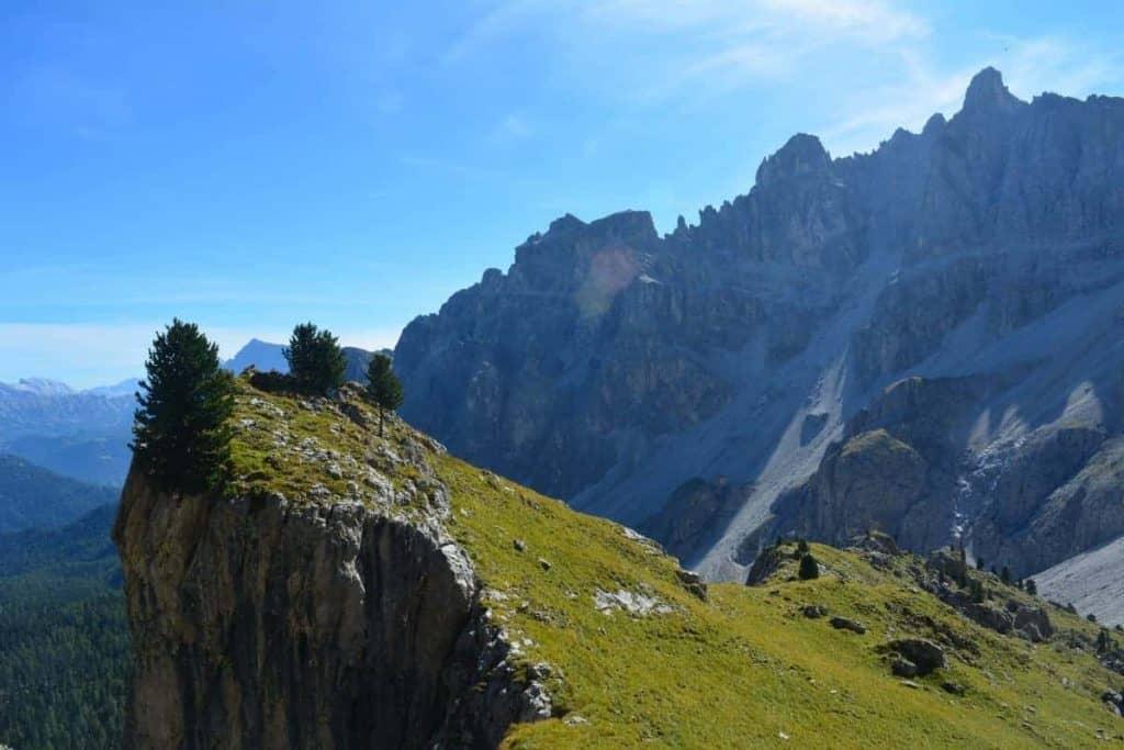 Alta Via 2 Dolomites Italy trekMountains (c) Kurt Lybaert 28