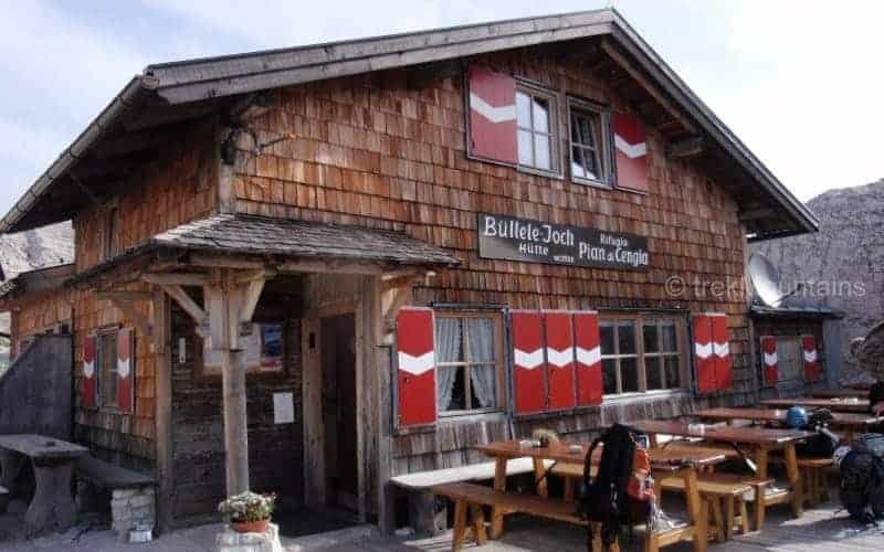 Rifugio Pian di Cengia - Tre Cime Dolomites (c) Ann Foulkes trekMountains