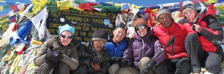 Thorung La Naar Phu Annapurna Nepal © Nikki Jane