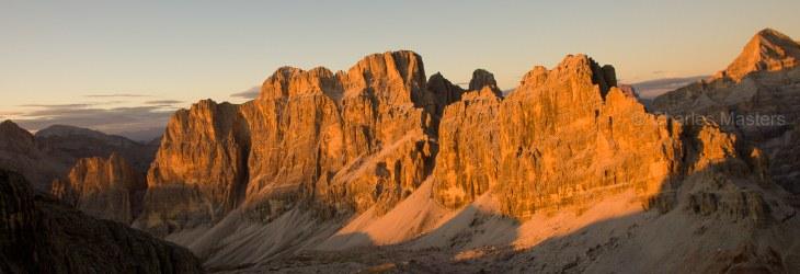 Alta Via 1, Dolomites, Italy © C Masters